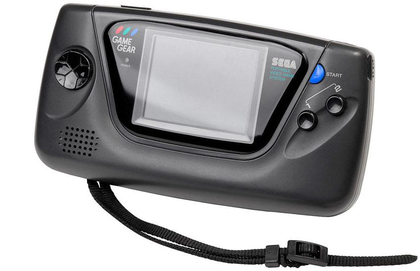 Remise en état de votre ancienne Sega Game Gear