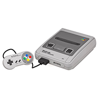 Réparation Super Nintendo SNES
