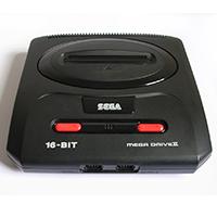 Réparation Sega Megadrive 2