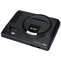 Réparation Sega Megadrive
