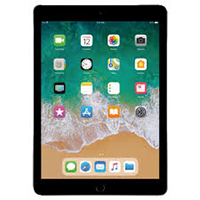Réparation Apple Ipad 2018 9.7″ (A1398 / A1954)